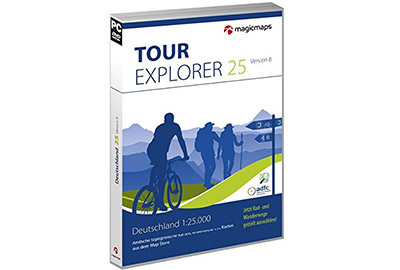 Abschied vom MagicMaps Tour Explorer